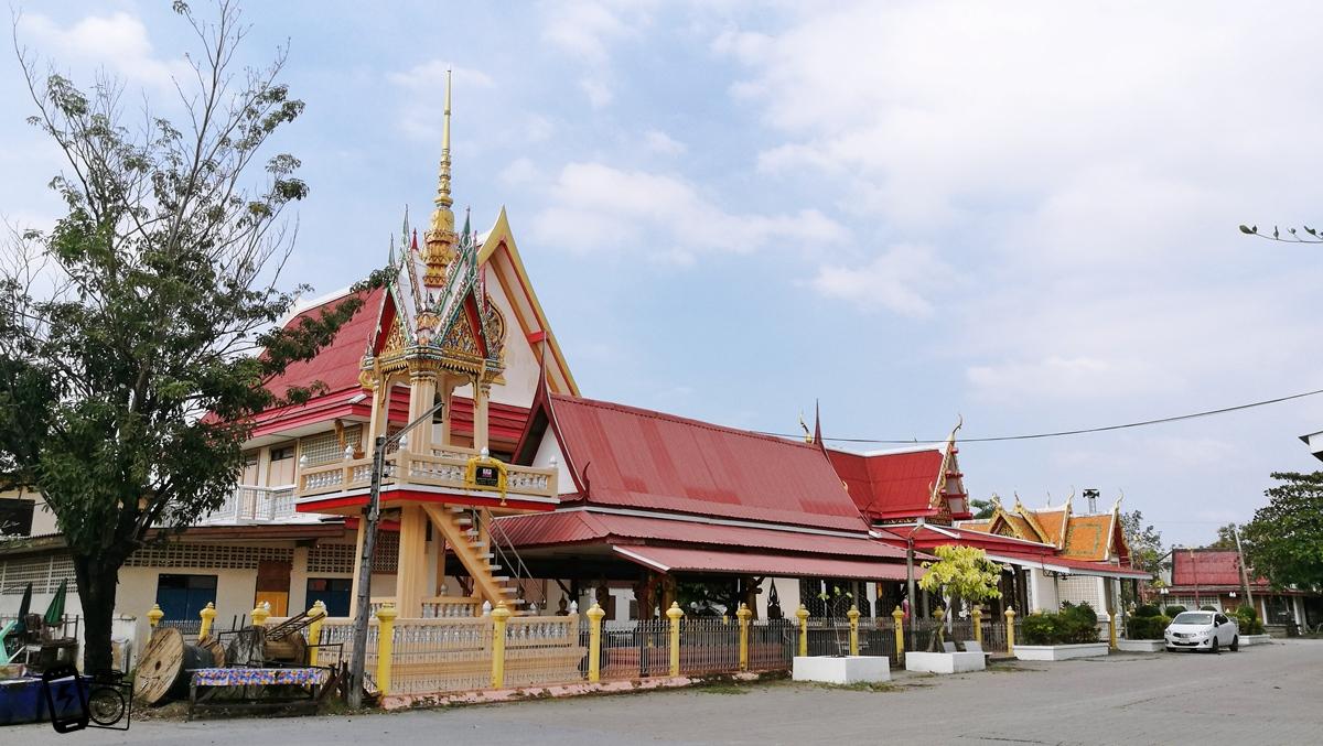 วัดบางพูดใน Wat Bang Phut Nai ปากเกร็ด นนทบุรี