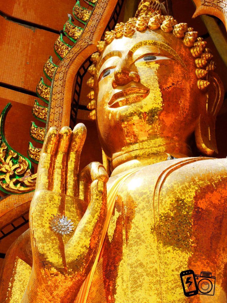 พระพุทธชินราชปางประทานพร