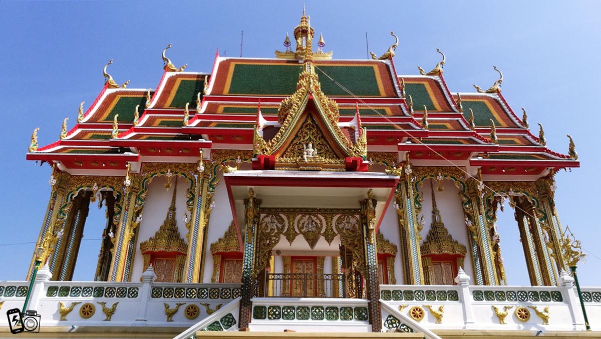 วัดบ่อ Wat Boa ปากเกร็ด นนทบุรี