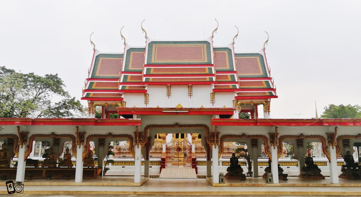 วัดสายไหม Wat Sai Mai ลำลูกกา ปทุมธานี