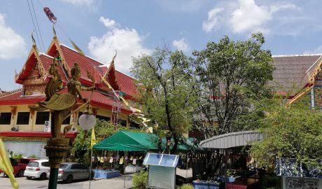 วัดเวฬุวนาราม (วัดไผ่เขียว) ดอนเมือง กรุงเทพมหานคร
