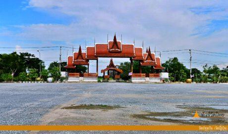 วัดปทุมวัน Wat Pathumwan (วัดญี่ปุ่น) อยุธยา