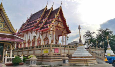 วัดคันลัด Wat Khanlad พระประแดง สมุทรปราการ