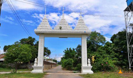 วัดโคกดินแดง Wat Khok Din Daeng สระบุรี