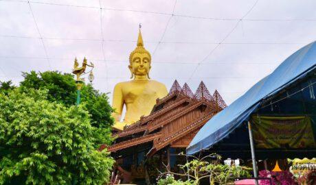 วัดประชุมราษฎร์ Wat Prachum Rat คลอง 6 ลำลูกกา ปทุมธานี