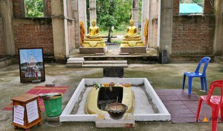 วัดพระพุทธบาทน้อย Wat Praputtabatnoi แก่งคอย สระบุรี