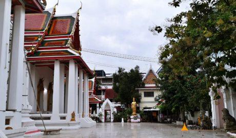 วัดมหาพฤฒารามวรวิหาร Wat Maha Phruettharam Worawiharn กรุงเทพ