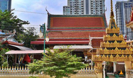 วัดสุวรรณ Wat Suwan คลองสาน กรุงเทพ
